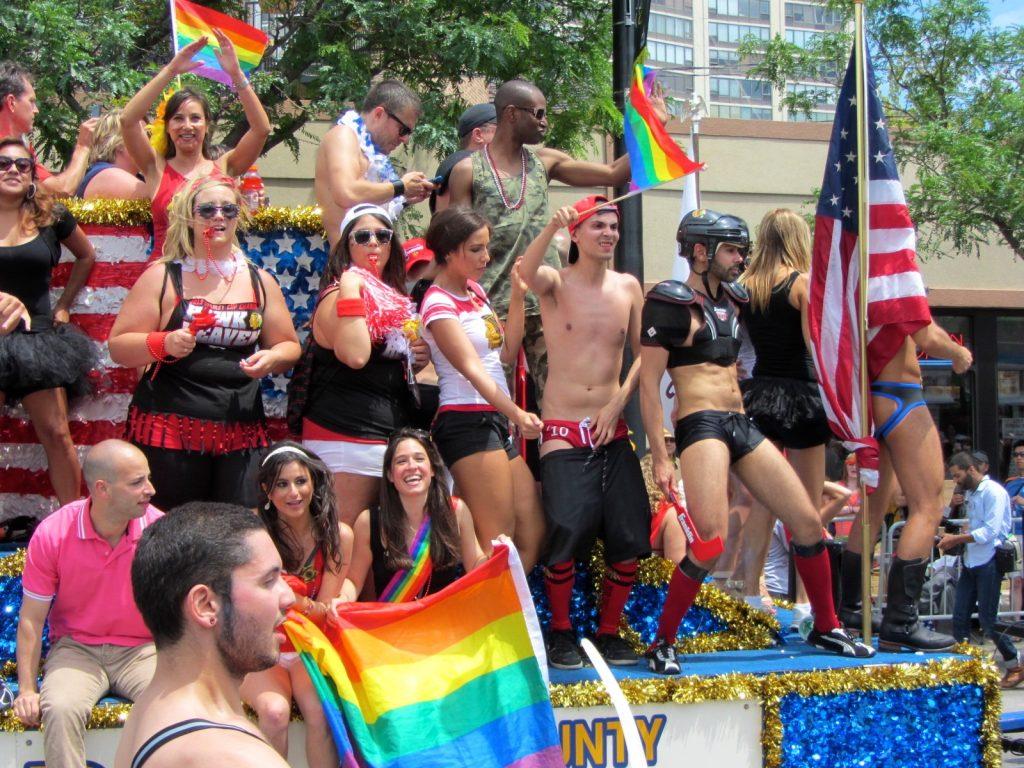 Chicago Gay Pride 2013