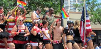 Chicago Gay Pride 2013