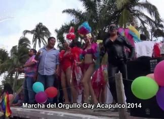 Beach Fun in Acapulco