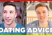 Gay dating advice