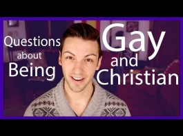 I'm Struggling With Being Christian & Gay