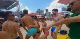 Keeping Warm in Gay Toronto