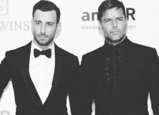 Ricky Martin & Jwan Yosef