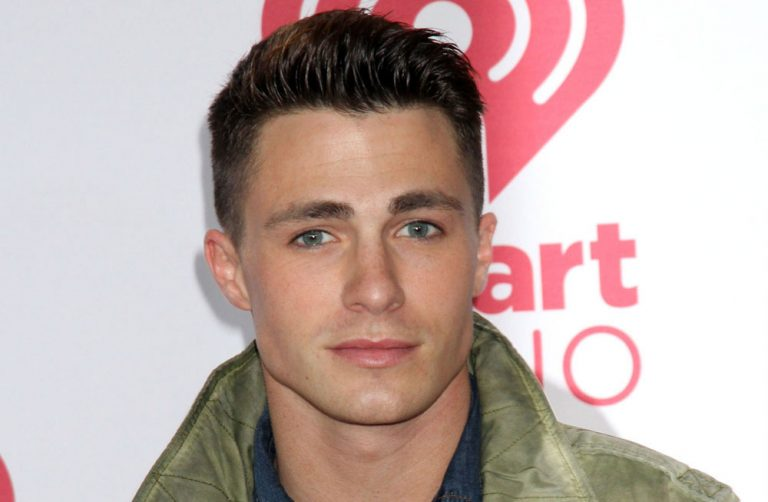 Colton Haynes Lashes Back Against Coming-Out Criticism