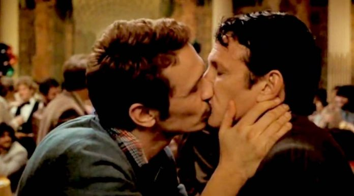 James Franco & Sean Penn support gay equality