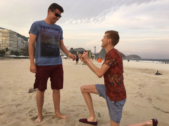 Harry Dineley & Tom Bosworth proposal