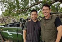 Jonathan Knight & Harley Rodriguez