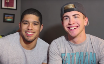 Anthony Bowens and Michael Pavano