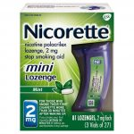 Nicorette mini Lozenge