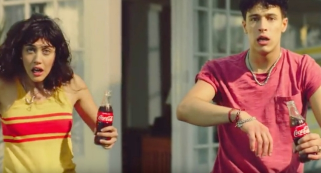 Coca Cola gay ad