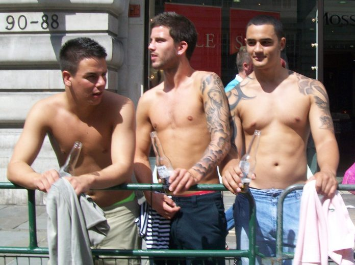 Gay travel Europe - London