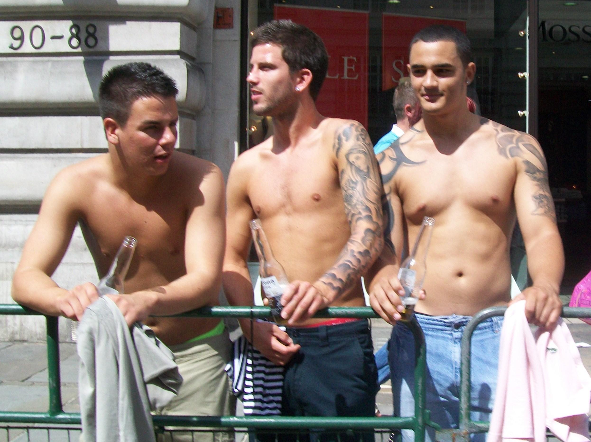 Gay travel Europe - London