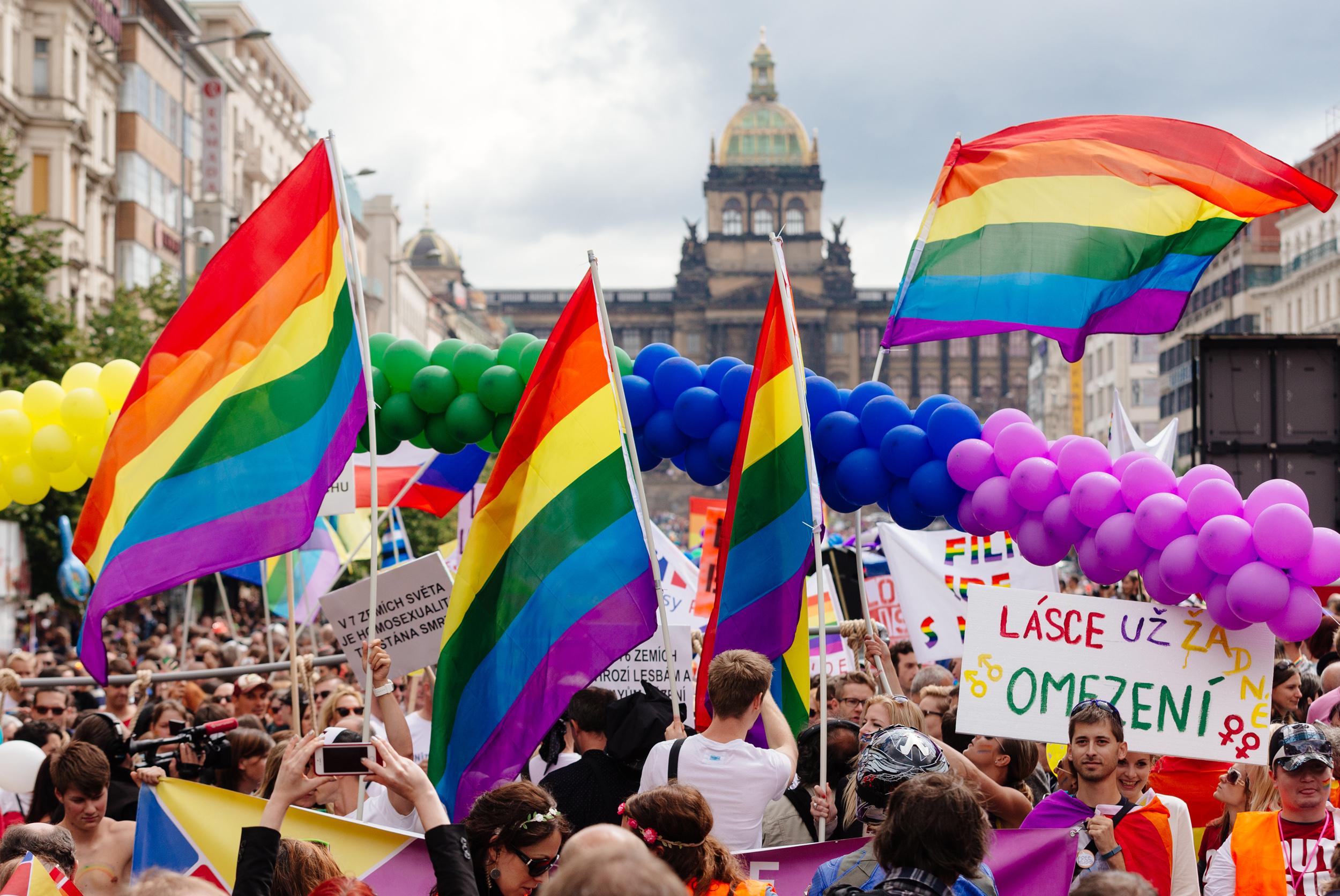 Gay travel Europe - Prague