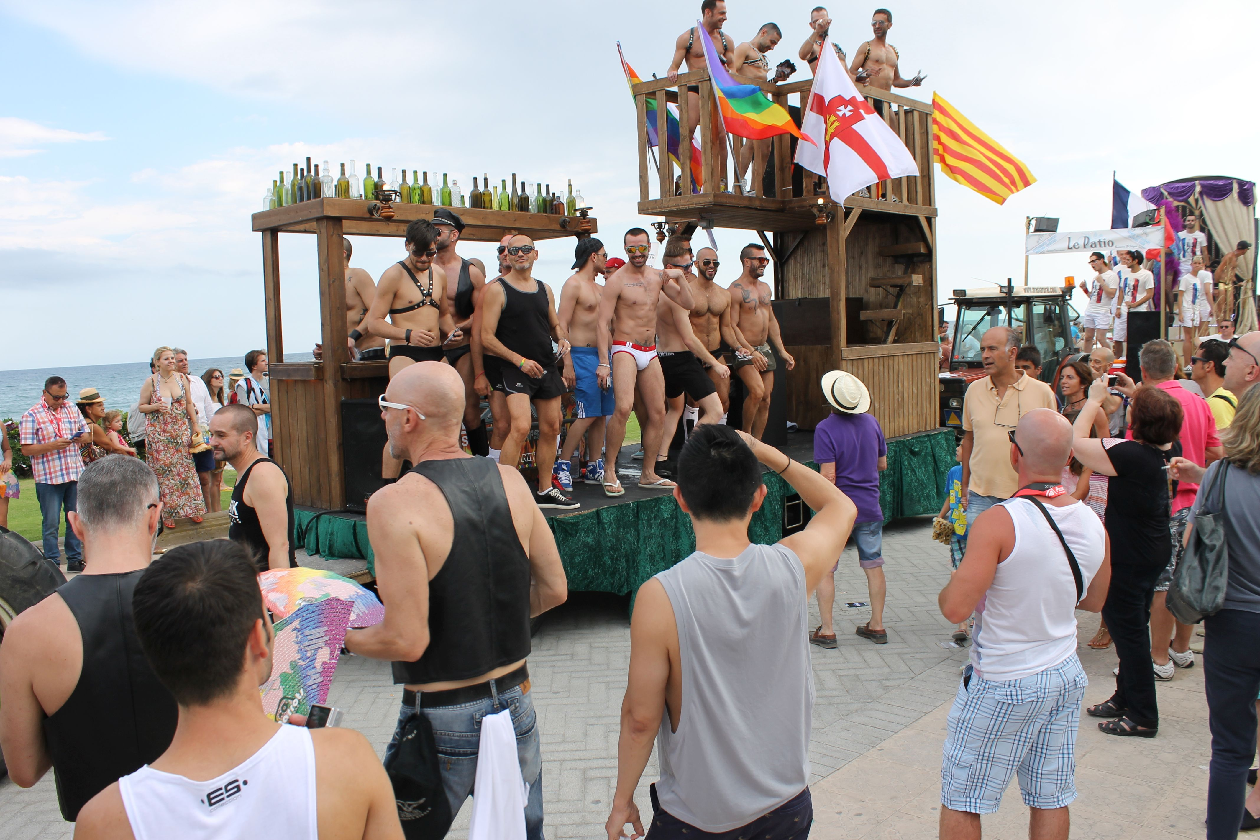 Gay travel Europe - Sitges