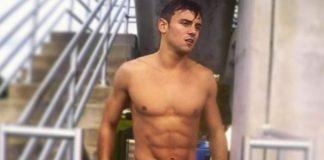 Tom Daley gay