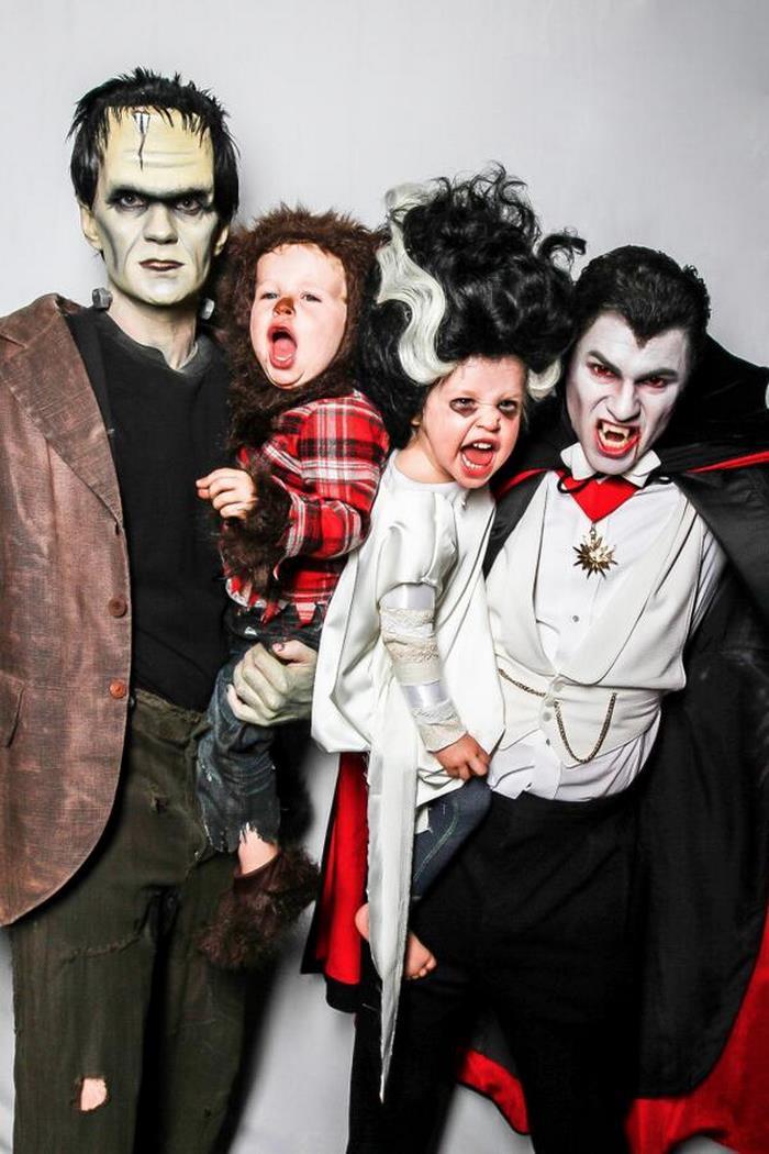 Harris Burtka Halloween 2013