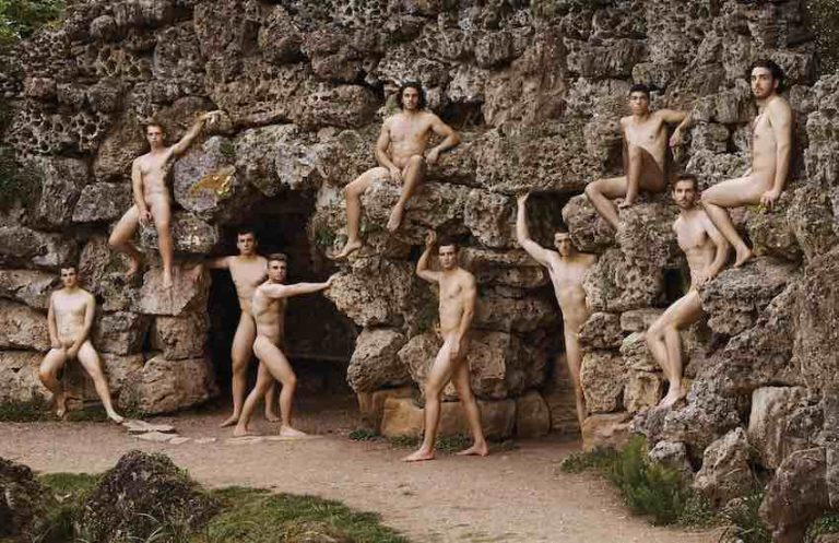 The Warwick Rowers Guys Get Naked Again