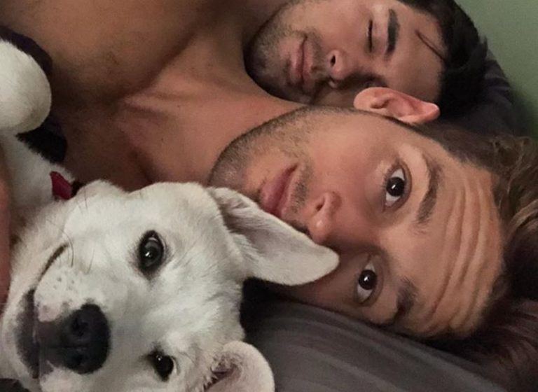Max Emerson Has The Cutest Gay Family Ever