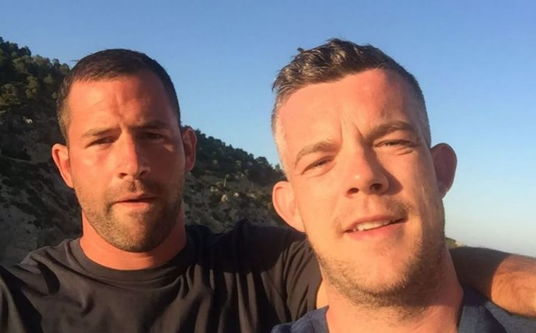 Gay Actor Russell Tovey And Hunky Fiancé Split