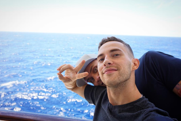 Gay Olympian Adam Rippon Is Joining Will & Grace