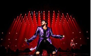 Adam Lambert gay