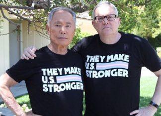 George Takei gay