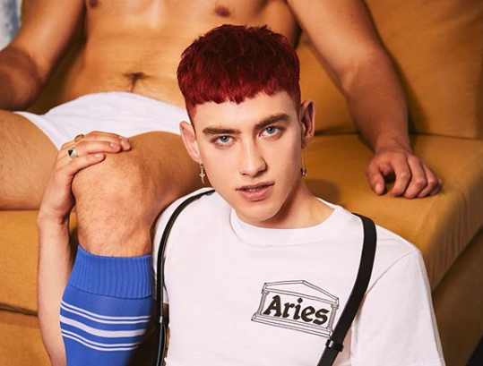 Olly Alexander gay