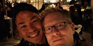 Anthony Rapp gay