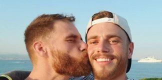 Gus Kenworthy gay